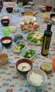 ある夏の日の愛餐