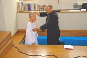 喜びのバプテスマ